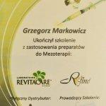 Szkolenie z zastosowanie preparatów do Mezoterapii: Revitacare, R-fine