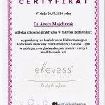 2010 Dr Aneta Majchrzak-Habryka - Elevess