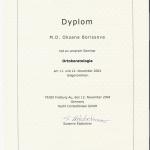 2004 Ortokeratologia