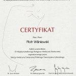 2009 Certyfikat
