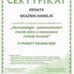 Sympozjum Naukowo- Szkoleniowe Polskiego Towarzystwa Dermatologicznego w Katowicach