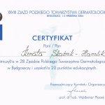 XXVIII Zjazd Polskiego Towarzystwa Dermatologicznego. Bydgoszcz