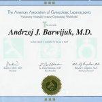 2004 Certyfikat członkostwa