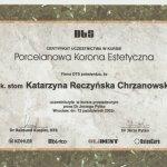 2002 Porcelanowa Korona Estetyczna