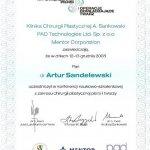 2008 konferencja naukowo szkoleniowa z zakresu chirurgii plastycznej piersi i twarzy