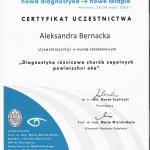 2009 Diagnostyka różnicowa chorób zapalnych powierzchni oka