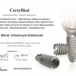 2014 Implantoprotetyka