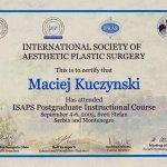 2005 ISAPS Postgraduate Instructional Course