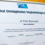 2009 Umiejętności_Implantologiczne