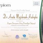 2013 Dr Aneta Majchrzak-Habryka - Kongres SLME