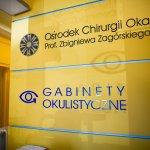 Ośrodek Chirurgii Oka Prof. Z. Zagórskiego Gabinety Okulistyczne w Lublinie