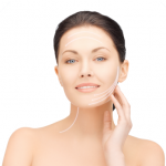 Modelowanie twarzy kwasem hialuronowym (nici hialuronowe)