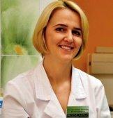 dr n. med. Barbara Elżbieta  Szafrańska-Perkowska