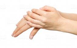 Usuwanie przebarwień laserem - dłonie