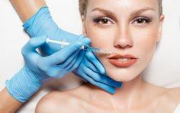 Górna warga (zmarszczka palacza) - usuwanie zmarszczek botoxem