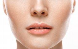 Podniesienie kącików ust botoksem