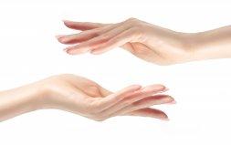 Fotoodmładzanie dłoni