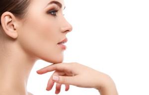 Usuwanie zmarszczek botoksem na brodzie